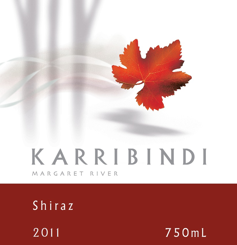 KarriBindi Margarer River Shiraz 2011